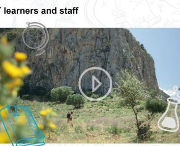 VET learners and staff video