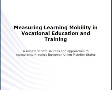 Measuring learning mobility in vocational education and training publication