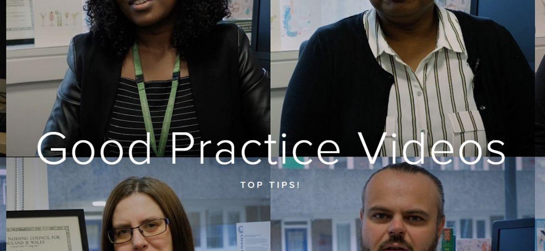 Good Practice Videos